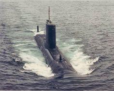 Royal Navy Upholder Class Submarine #RoyalNavy #HMSUpholder #Submarine