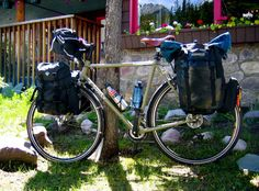 The Lazy Rando Blog...Ortlieb bags and packing suggestions