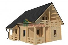 Laminated log houses from Premium quality Nordic timber. Wall thickness 120mm;160mm and 200mm