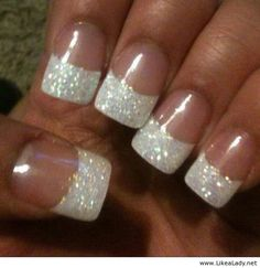If I had my nails done... this would be kind of neat.