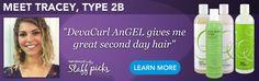 Expert Staff Picks - Tracey 2B #curlyhair #naturalhair http://curlmart.com/staff-picks/