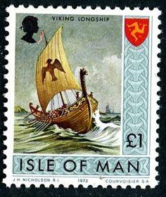 1973 Independent Postal Administration £1