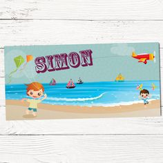 Getekend geboortekaartje design op maat jonge vlieger | grafisch | ontwerp | babykaartjes | jongen | broer