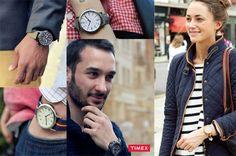 Timex: vooral bekend van sporthorloges, maar nu ook Original Style horloges! http://www.horloge.nl/nieuws/13481/2013/10/