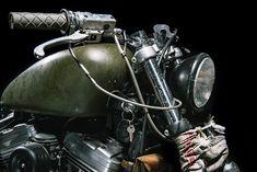 The Witch Harley Davidson Sportster by Lorenz Richard