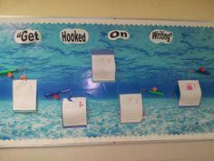 Writing bulletin board!! Writing Bulletin Boards, Ms