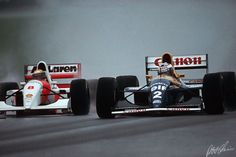 Mclaren vs Williams