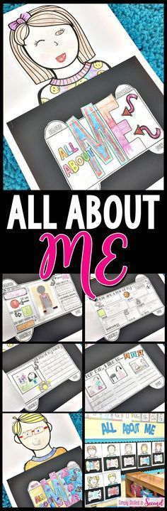 This All About Me Pr