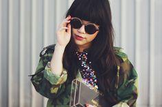 Pale Division, Womens Designer Inspired Round Sunglasses 8606