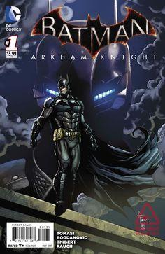 Batman: Arkham Knight Vol Death of a Rival -- DC Comics Batman Arkham Knight, Joker Batman, Batman The Dark Knight, Batman Poster, Batman Artwork, Batman Wallpaper, Fanart, Batman Universe, Dc Universe