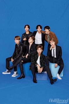 📷 Fotos exclusivas do BTS para o The Hollywood Reporter. Foto Bts, K Pop, Bts Taehyung, Bts Bangtan Boy, Namjoon, Jhope, Bts Group Picture, Bts Group Photos, Bts Lockscreen