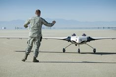 Multi-Utility Technology Testbed Aircraft On the Runway | NASA