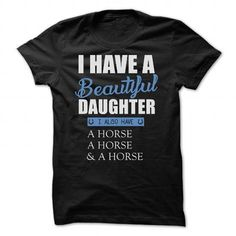 Awesome Daughter of Cowboy T Shirts, Hoodies. Check price ==► https://www.sunfrog.com/Funny/Awesome-Daughter-of-Cowboy-Shirt-Black-42903871-Guys.html?41382