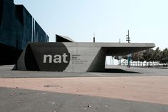 Natural Science Museum of Barcelona by Jordi Huaman, via Behance