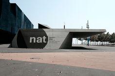 Natural Science Museum of Barcelona by Jordi Huaman, via Behance