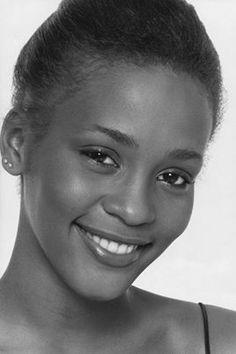 Young Whitney Houston