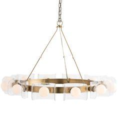 12 Light Sputnik Chandelier
