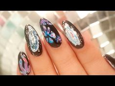 Geode Nails - Filing Experiments - YouTube
