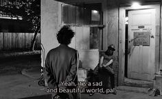 DOWN BY LAW (1986) directed by Jim Jarmusch