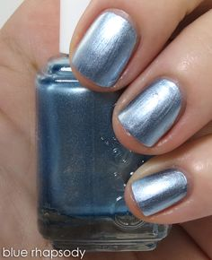 Review & Swatches: essie Mirror Metallics Collection   Beauty Junkies Unite