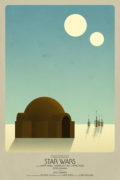 star wars minimalist movie posters - Google Search