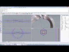 Rhino 3d 뫼비우스반지2(라이노팁) - YouTube