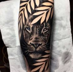 53 Cool Animal Tattoo Ideas 53 coole Tier Tattoo Ideen & schick besser The post 53 coole Tier Tattoo Ideen appeared first on Animal Bigram Ideen. Panther Tattoos, Wolf Tattoos, Cute Tattoos, Leg Tattoos, Black Tattoos, Black Panther Tattoo, Tattoos Pics, Dragon Tattoos, Tattoos Gallery