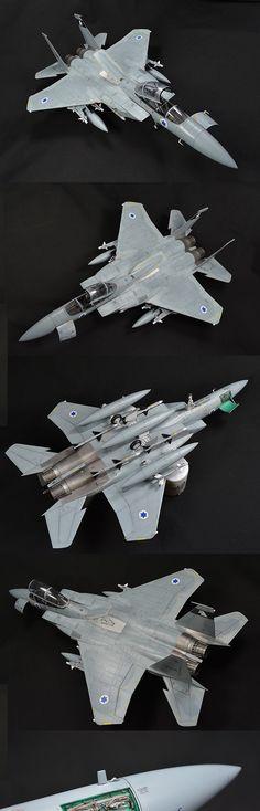 Israeli F-15C Eagle | Unknown Scale
