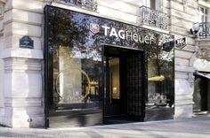 Tag Heuer Champs Elysées