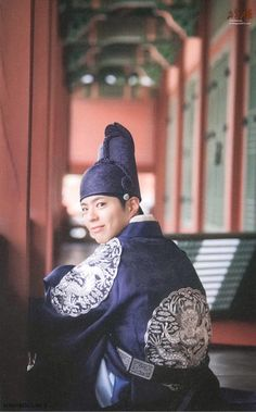 Love In The Moonlight Kdrama, Park Bo Gum Moonlight, Moonlight Drawn By Clouds, Korean Traditional, Traditional Outfits, Park Haejin, Park Go Bum, Korean Male Actors, Lee Young