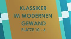 Top 10 Brettspiel-Klassiker im modernen Gewand - Plätze 10 - 6