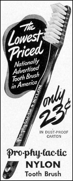1943 Toothbrush