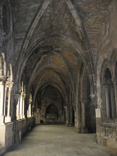 Cloisters of Se Cathedral, Lisbon