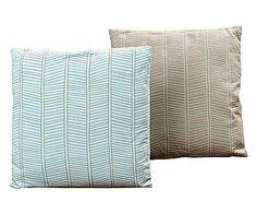 "Sada 2 polštářů ""Kaitlin II"", 40 x 40 cm Home Living, Home Deco, Throw Pillows, Bed, Textiles, Cozy Homes, Toss Pillows, International Style, Home Decor Accessories"
