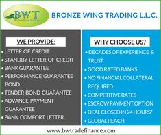 Avail Trade Finance Facilities For Importers And Exporters We
