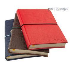 Leren agenda 2020. Traveler style agenda met één dag per pagina. Leather Journal, Journals, Zip Around Wallet, Fashion, Magazines, Moda, Fasion, Journal Art, Journal