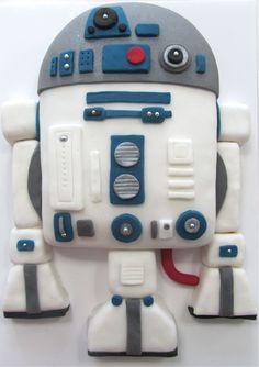 R2-D2 cake | Frances Quinn