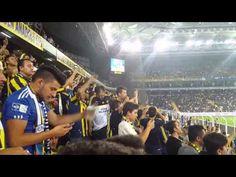 Fenerbahçe Eskişehirspor Maçı Tribünleri | Futbolcuları Sayarken - YouTube Youtube, Mac, Concert, Videos, Concerts, Video Clip, March, Poppy