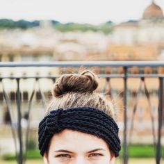 """Link  Love #knitting #handmade #headband #madebyme #hairband #hairturban"""