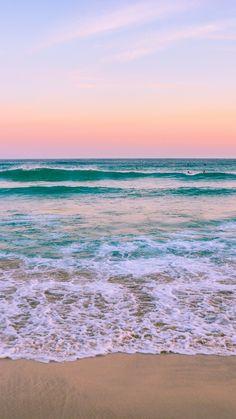 Aesthetic Beach Wallpaper for Summer