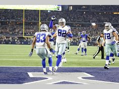 Witten with the TD for the WIN! #NYGvsDAL