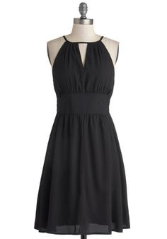 pretty halter dress- so simple