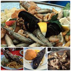 Chorwacja - Croatia #chorwacja #brela #omis #croatia #plima #hrvatska #republika #ontheseaside #rivierjamakarska #riwieramakarska #food #fish #freshdish #seafood #deliciousfood #lunchtime #makrela #brguja