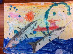 Drip, Drip, Splatter Splash: Splash Painting
