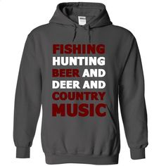 Fishing and Hunting T Shirt, Hoodie, Sweatshirts - teeshirt dress #tee #hoodie