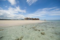 Cayo Arena, DR    Perfect for snorkeling thanks to the coral reef that surrounds it.
