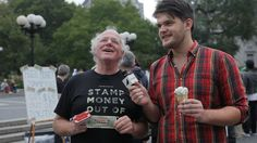 Watch the Cone: Ben of Ben & Jerry's Stamps Money Out of Politics