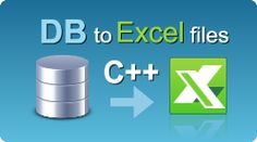 Export List to Excel file with cell formatting in C++! #Excel #Write #Export #List #CellFormatting #CPP