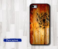 Nature Dandelion Wood iPhone Case  iPhone 4 Case by Percasive, $17.99