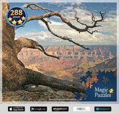 "Grand Canyon, USA....""Seven Natural Wonders of the World"""